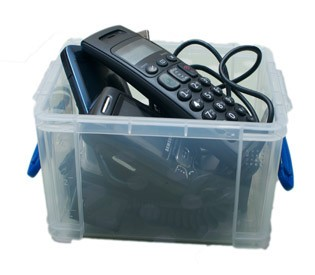 Phone consultations for home and office tidying and decluttering